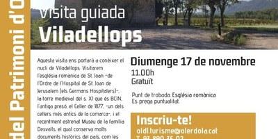 Continuen aquest diumenge a Viladellops les rutes guiades pel patrimoni d'Olèrdola