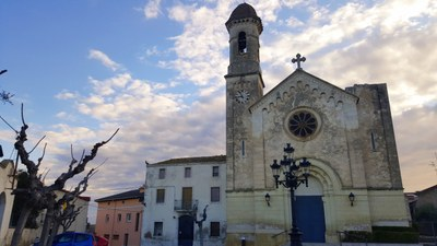 Església de Sant Jaume de Moja