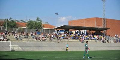 L'AE Moja fa una positiva valoració de l'obertura al públic del camp municipal Els Pins