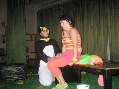 Marina Lumeras i Mateu Bauçà protagonitzen l'obra