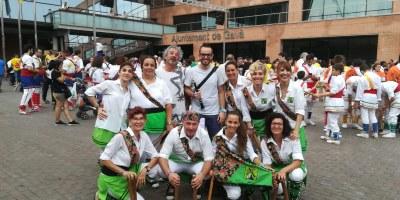 """""""El Toc d'Olèrdola"""" participava el 6 de juliol a Gavà en la Trobada Nacional i dissabte en la Trobada bastonera de Canyelles"""
