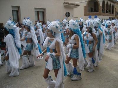 """""""Món Glaçat"""" de Sant Pere Molanta guanya el concurs de la rua de Carnaval del Vendrell"""