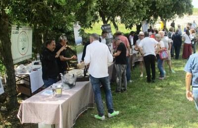 400 persones gaudeixen a Olèrdola dels caves Premium en la 2a Experiència Gran Reserva