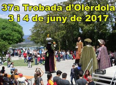 Per previsió de pluja la Trobada d'Olèrdola es trasllada al local Rossend Montané de Sant Miquel