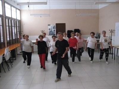 Imatge d'arxiu de l'activitat a Moja