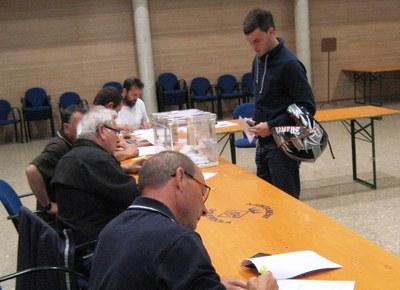 A les 18:00h havia votat a Olèrdola el 47'7% del cens, 2 punts per sobre que fa quatre anys