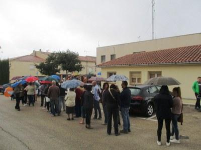 A Olèrdola ja havia votat el 42% del cens a la una del migdia