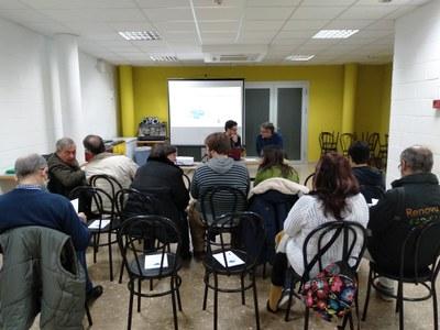 La darrera sessió informativa es feia dimecres a Sant Miquel