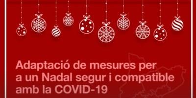 A partir del 21 de desembre entren en vigor mesures especials per als dies més assenyalats de Nadal