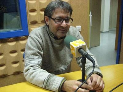 Xavier Serramià és el regidor responsable del projecte