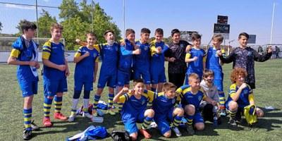 AGENDA ESPORTIVA amb 5 partits de competició federada de futbol a Olèrdola aquest cap de setmana