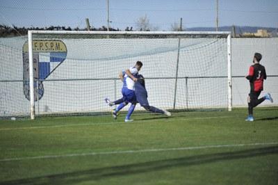 AGENDA ESPORTIVA del cap de setmana a Olèrdola amb 4 partits de competició federada de futbol