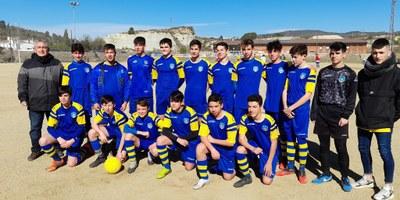 AGENDA ESPORTIVA del cap de setmana a Olèrdola amb 8 partits de futbol de competició federada