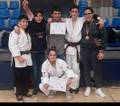 Aina Cornellà guanya l'or en la Copa d'Espanya cadet de judo