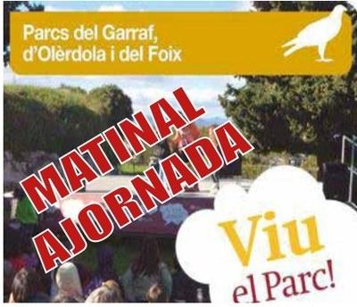 Ajornada la Matinal de Viu el Parc programada diumenge al Conjunt monumental d'Olèrdola