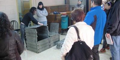 Ajuntament i Mancomunitat lliuren compostadors casolans a Olèrdola aquest dissabte al matí