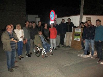 Alternativa per Olèrdola es mostra en el seu material de campanya com una força plural i representativa del conjunt del municipi