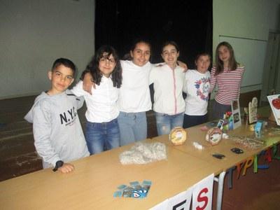 Alumnes de l'escola Circell han viatjat a Xipre participant en un programa europeu d'intercanvi entre escoles
