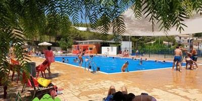 Amb aforament limitat i les preceptives mesures de seguretat, dimarts 23 de juny obre la piscina del CIE Olèrdola de Daltmar