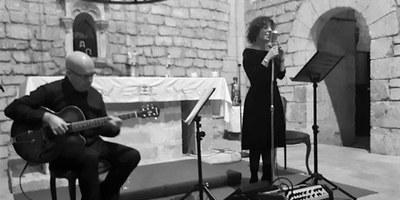 """Anna Aparicio i Mario Bernaus porten les seves """"Músiques amb ànima"""" aquest dissabte al Castell d'Olèrdola"""