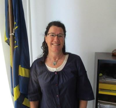 Anna Boada, primera Tinent d'Alcalde