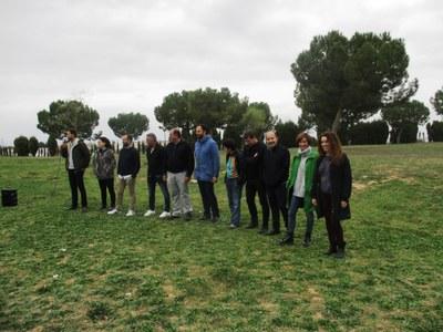 ApO considera que la seva candidatura és representativa de la pluralitat de nuclis del municipi i equilibra renovació i experiència