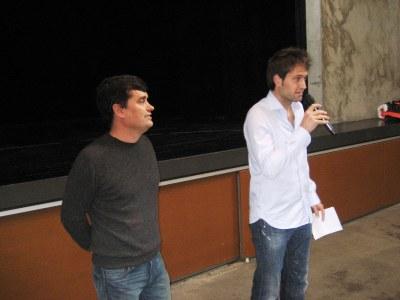 Lucas Ràmirez és el relleu de Josep Tort al capdavant d'ApO
