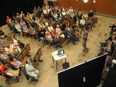 ApO es reivindica com l'opció plural que prioritza el servei al municipi