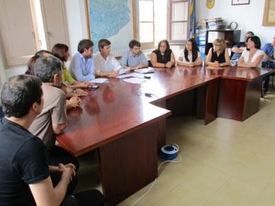 ApO ofereix a CiU i a ERC compartir comissions de treball sobre àmbits puntuals