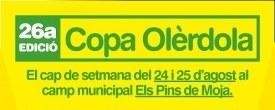 Fragment del cartell de la Copa Olèrdola