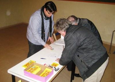 Aquest cap de setmana també es podrà signar per la independència a Olèrdola