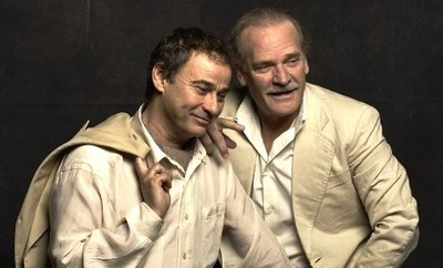 "Eduard Fernández i Lluís Homar interpreten ""Adreça desconeguda"""