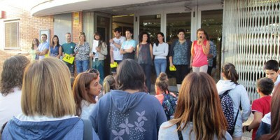 Aquest dijous han començat el curs escolar a Olèrdola 415 alumnes