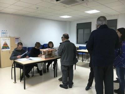Aquest dijous tenen dret a vot a Olèrdola 2.580  persones