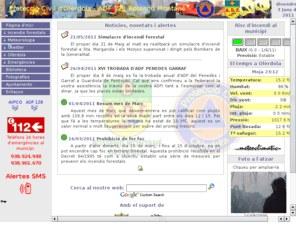 Les dades meterològiques es poden consultar a olerdola.org
