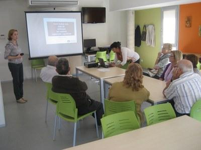 El taller l'organitza l'Ajuntament amb el suport de la Diputació