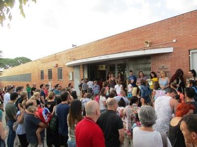 Aquest dimecres han començat el curs escolar a Olèrdola 427 alumnes
