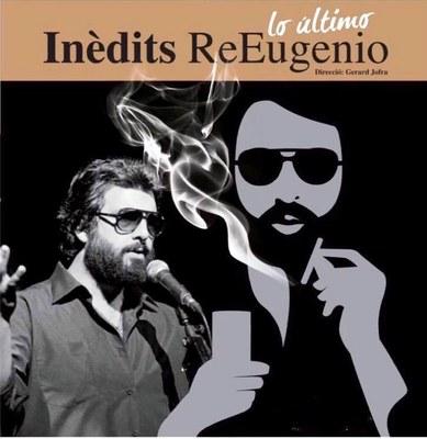 """Aquest dissabte, acudits immortals amb """"ReEugenio"""" a l'ombra de la muralla romana d'Olèrdola"""