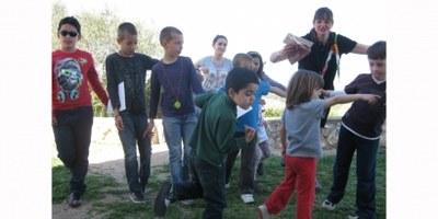 """Aquest dissabte es programa la gimcana """"L'estrany viatger i el seu mapa"""" per a fer en família al Parc d'Olèrdola"""