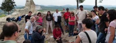 """Aquest dissabte es programa la visita """"El Pla dels Albats, on la pedra pren forma de cos humà"""""""