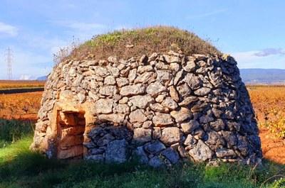 Aquest dissabte l'Ajuntament d'Olèrdola organitza un taller-visita gratuït per barraques de pedra seca del municipi