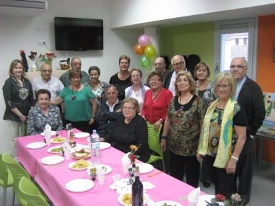 Imatge de la celebració del 1r aniversari
