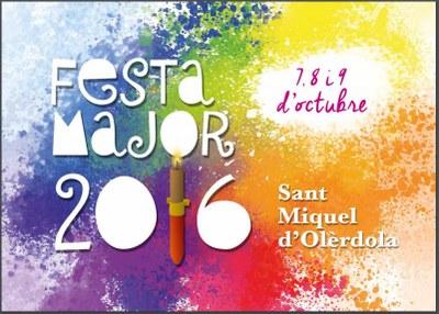 Aquest dissabte Sant Miquel d'Olèrdola  viu els actes previs de la  Festa Major