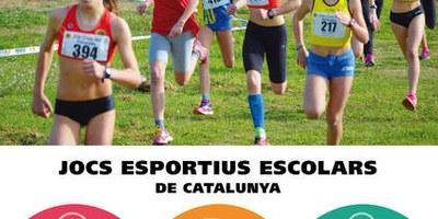 Aquest diumenge 1.100 atletes participaran a la Muntanyeta en la  final de cros escolar de Catalunya