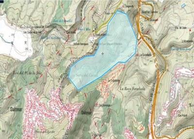 Aquest diumenge, de 9 a 15.00h, hi ha batuda per caçar porcs senglars als paratges de Segarrulls, La Cogullada i Daltmar