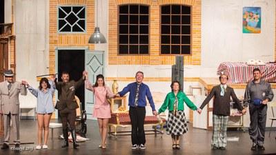 """Aquest diumenge el grup de teatre Attrezzo porta a Moja """"A les fosques"""""""