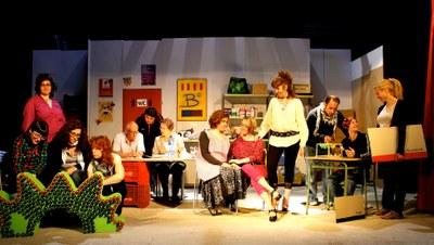 """Aquest diumenge el grup K-Tre 9 actua a Sant Miquel amb """"Les festes de Gràcia"""""""