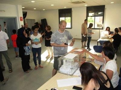 Aquest diumenge poden votar a Olèrdola 2.701 persones