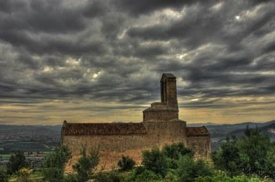 L'església de Sant Miquel, al Conjunt Monumental (foto: Tríade)