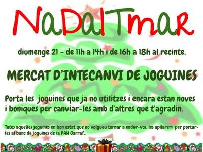 Aquest diumenge s'organitza a Daltmar  un mercat d'intercanvi de joguines